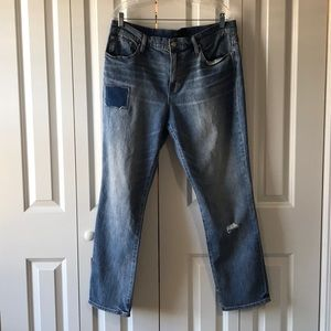 NWOT- J. Crew Slim Broken-in Boyfriend (Tall)